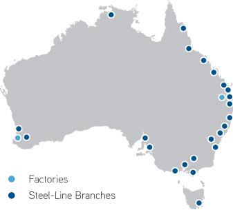 steel-line branch