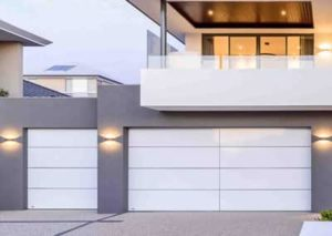 aluminium garage door