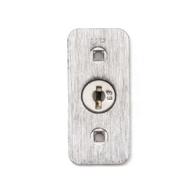 emergency key release