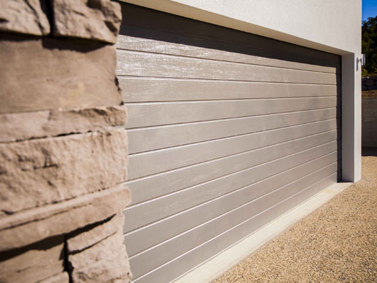 Colorbond 174 Range Steel Line Garage Doors