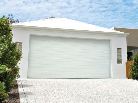 Colorbond 174 Range Steel Line Garage Doors