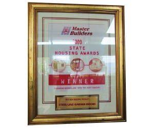 garage door award