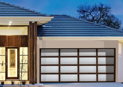 Inspirations 174 Range Steel Line Garage Doors