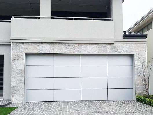 Garage Door Gallery Steel Line
