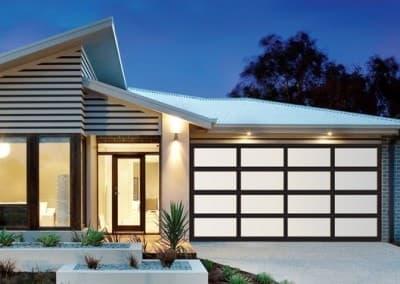 acrylic garage door