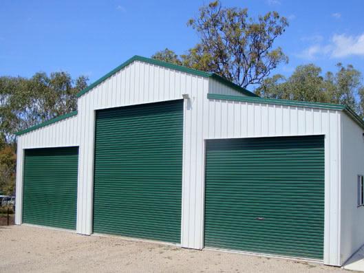 Roller Doors Steel Line