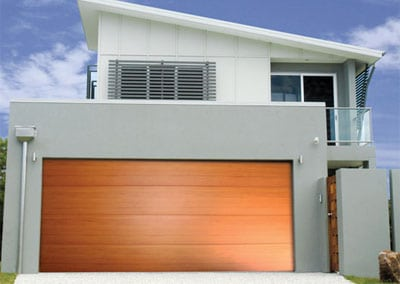 Incroyable ... Western Red Cedar Colour. Savannah Garage Door