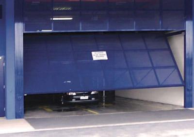sc1500 counterweight door