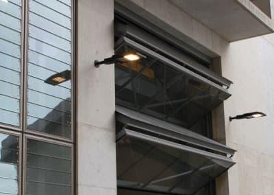 sc4000 counterweight door