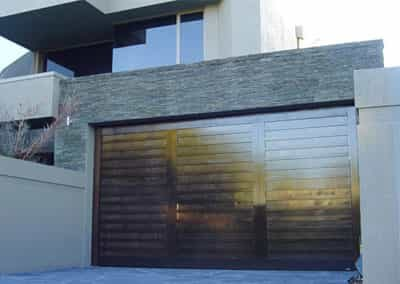 Tilt Garage Door Steel Line