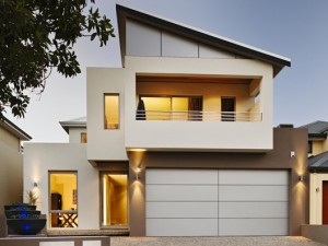 Aluminium Composite Garage Doors