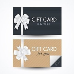 Garage Door Service Gift Card
