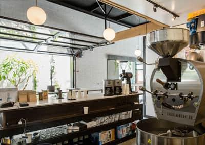 Laika Coffee Shop Sees The Light