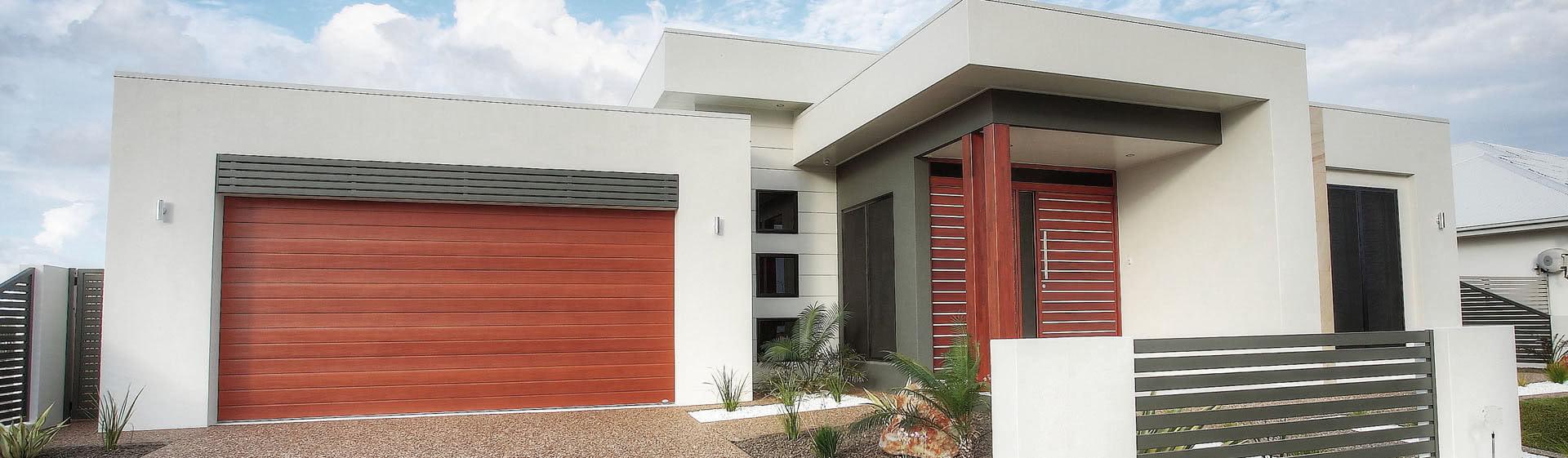 Dean Powell Constructions Garage Door Townsville 1