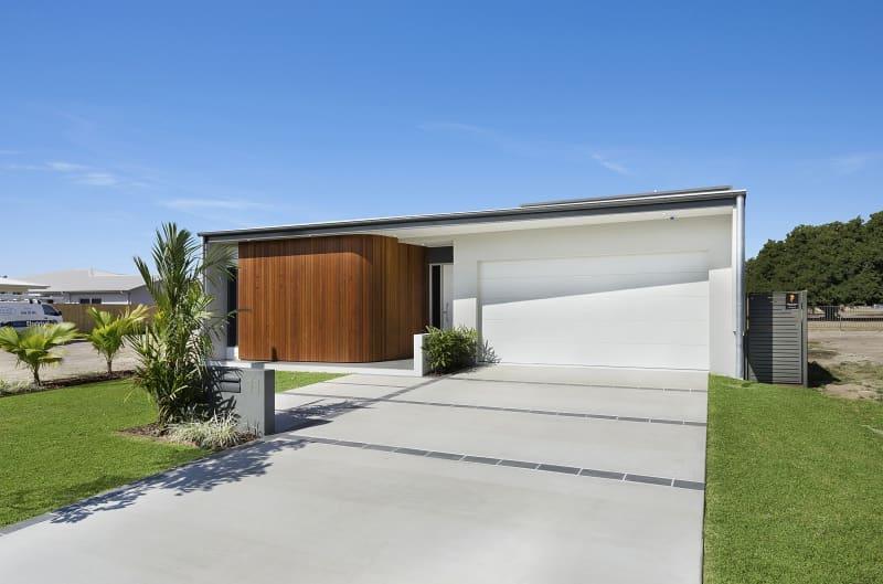 Garage Door For Ferngold Homes Townsville Steel Line