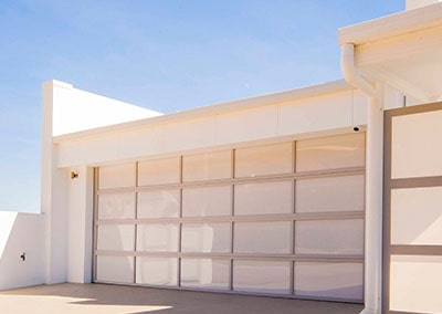 acrylic garage door