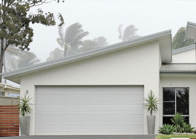 wind rated garage door