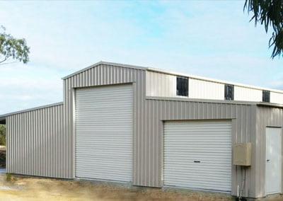 Industrial Roller Door Steel Line Garage Doors