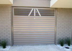 tilting door