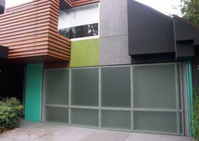 acrylic tilt door