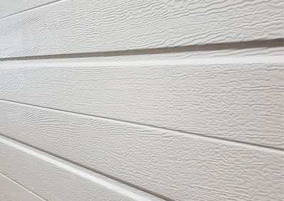garage door woodgrain