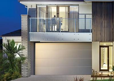 UniCote garage door