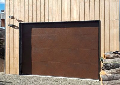 UniCote LUX garage door