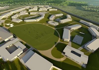 Australia's Largest Prison Project | NSW