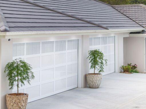 Hamptons Look Garage Doors | Gold Coast