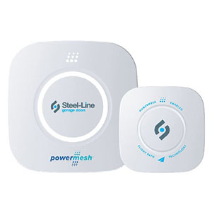 powermesh garage door controller