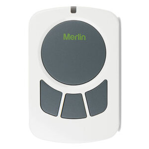 merlin garage door keypad